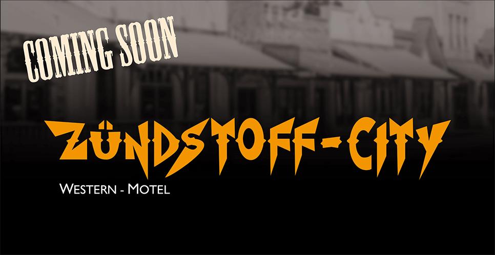 Zimmer im Zündstoff-City Western-Motel