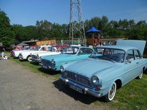 Ford Taunus Treffen am Zündstoff in Hemfurth