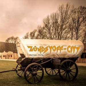 Zündstoff-City Motel schon bald fertig.