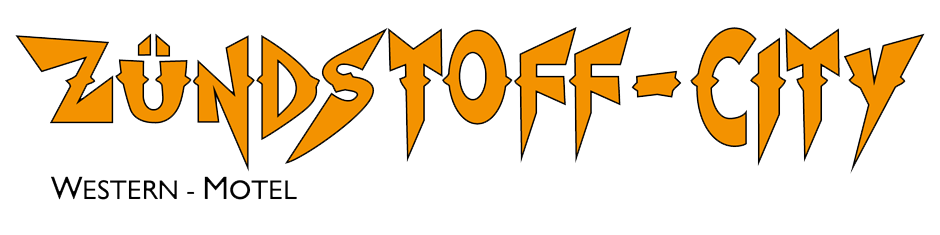 Hotel Edersee: Zündstoff-City Western Motel Logo
