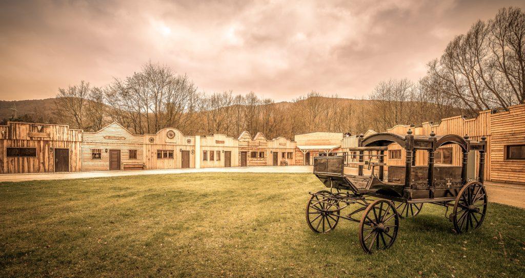 Hotel Edersee: Das Zündstoff-City Western Motel bietet den Hotelgästen ein einzigartiges Übernachtungserlebnis.