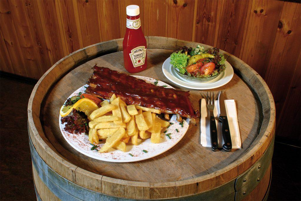 Geheimtipp im Restaurant Zündstoff am Edersee: Die leckeren Spare-Rips