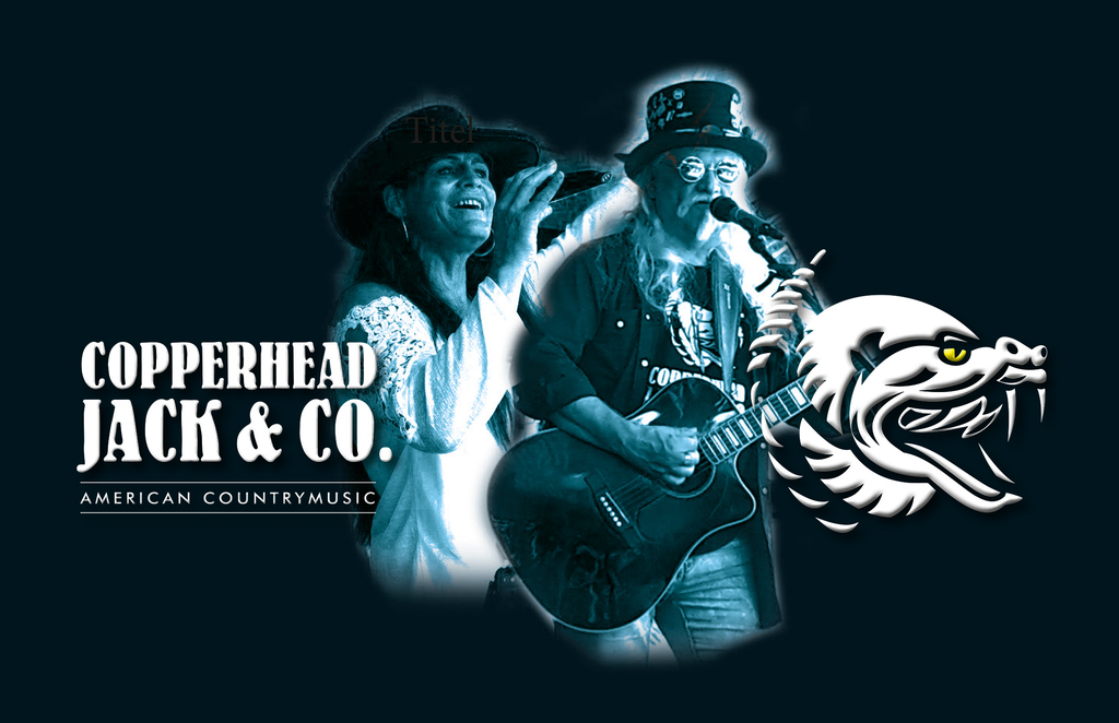 Copperhead Jack and Co. Logo