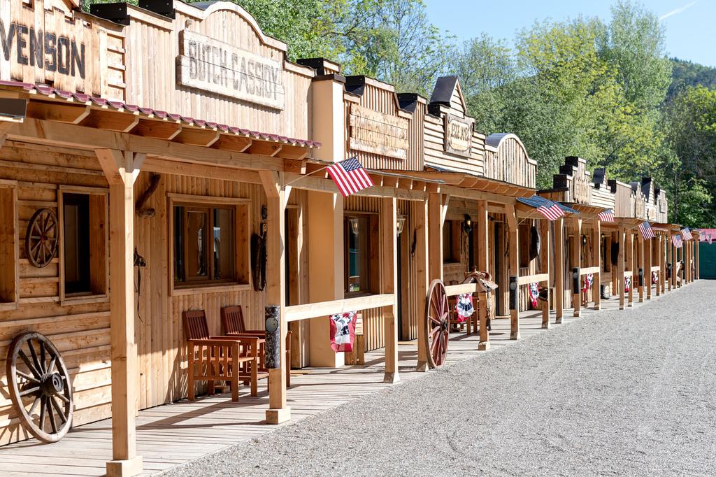 Zündstoff-City Western Motel