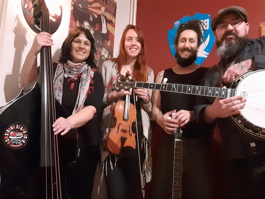 The Devils Hand's Stringband