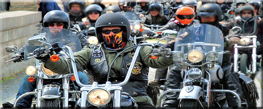 Harley-treffen Come Together am Zündstoff Edersee