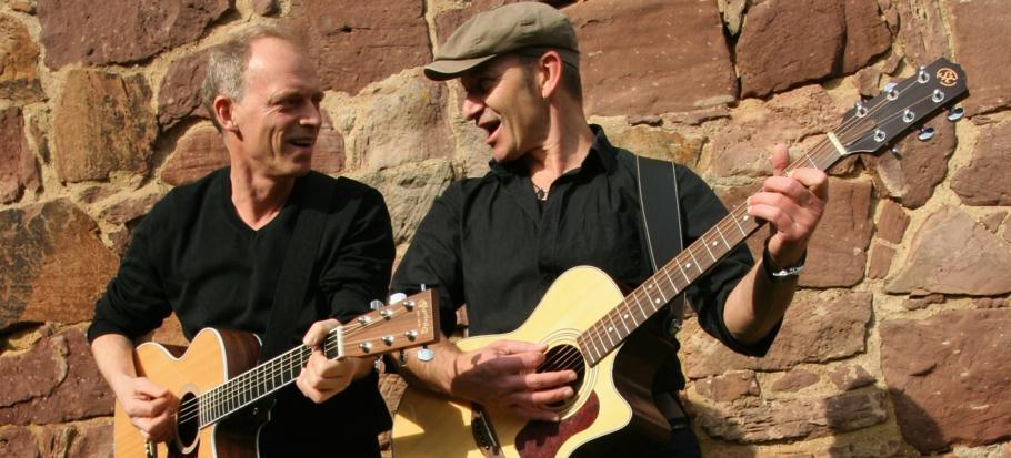 Acoustic-Duo Sixtyfour aus Kassel
