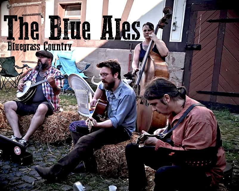The Blue Ales live am Zündstoff Edersee