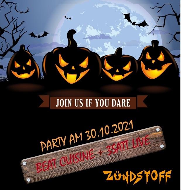 Halloween Party Zündstoff Edersee